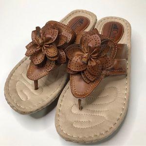 Comfy Flower Sandals